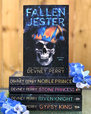 Book Review: Fallen Jester by Devney Perry | About That Story