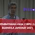 Pembayaran Fasa 2 BPN 2.0 Bermula Januari 2021