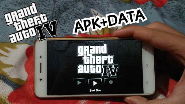 Download GTA 4 Android ( MOD APK + OBB DATA )