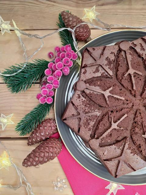 Gingerbread. Pan de jengibre y melaza americano. Receta navideña. Desayuno, merienda, postre. Christmas Bizcocho especiado Cuca