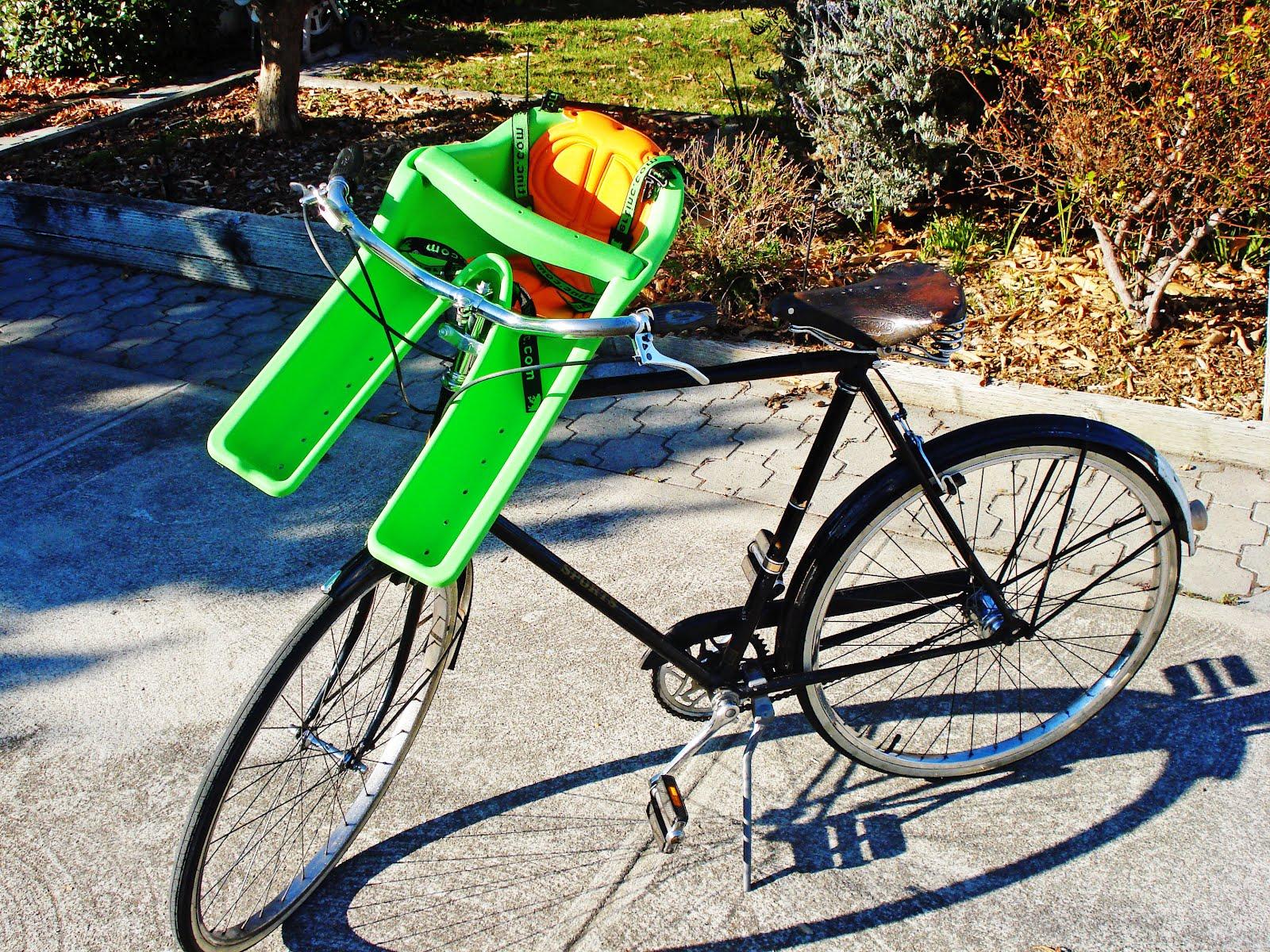 Ibert baby bike seat self wrapping braided sleeving