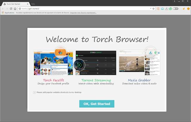 تحميل متصفح تورش عربي 2020 Torch Browser مجانا اخر اصدار