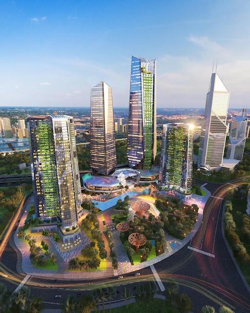 Dự án Sunshine Dragon Twins Tower Tây Hồ Empire Ciputra Hà Nội, Tin dự án Sunshine Empire Ciputra 88 tầng Hà Nội Tower Sky Villas khu đô thị Ciputra Phạm Văn Đồng,