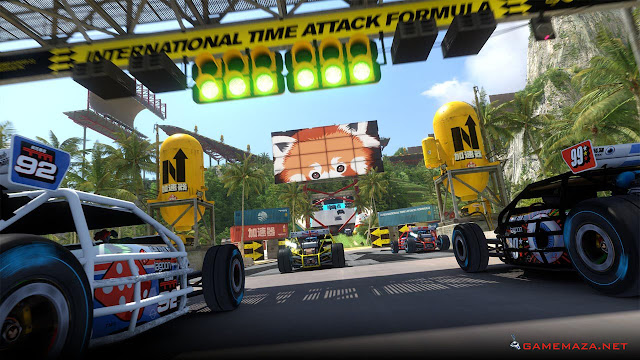 Trackmania Turbo Gameplay Screenshot 4