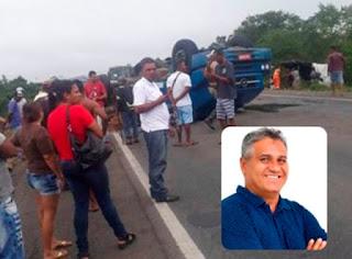 Ex-prefeito de Ipirá