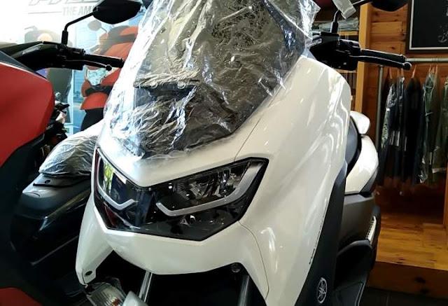 Harga All New Nmax 155 Connected ABS Denpasar Bali
