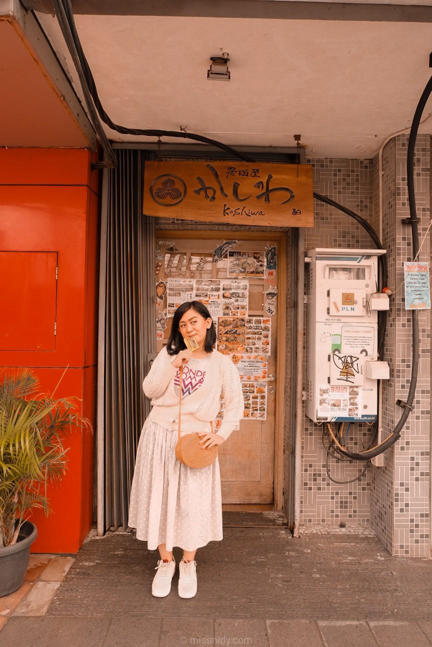 kashiwa restaurant little tokyo melawai