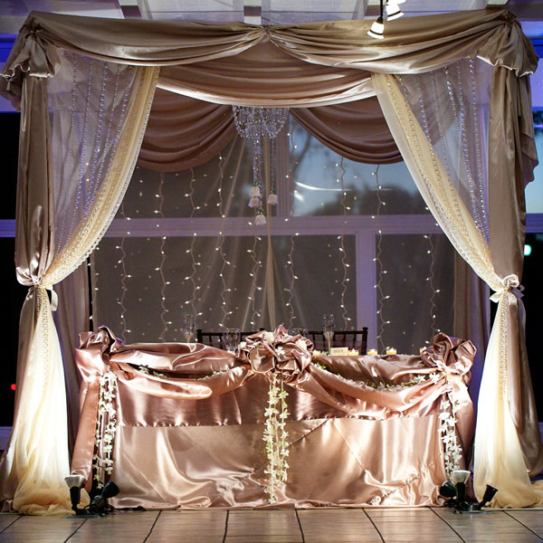 Wedding Head Table Decoration Ideas: AART Event Planning: 2013 Wedding Trend #1: Unique And Jaw