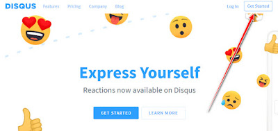 Using Disqus For Comments Box Add-In Blogger, Using Disqus For Comments