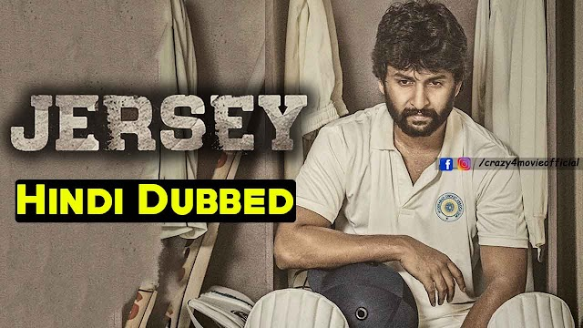 Jersey South Hindi Dubbed Full Movie | Telugu Movie Jersey In Hindi