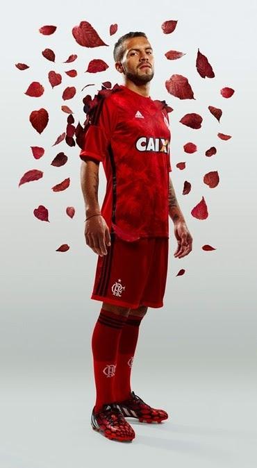 Adidas ativa Flamengo com lançamento de terceira camisa ~ FutGestão e3bb2734f240b