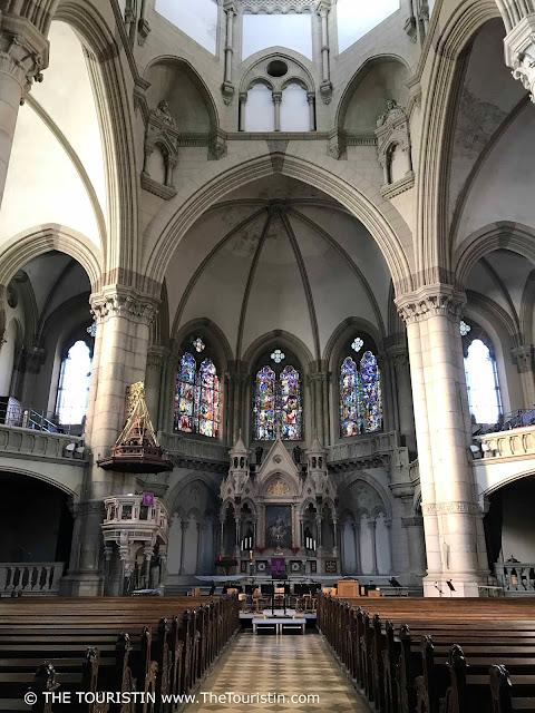 Munich Germany Parish Church of St. Luke - Sankt Lukas