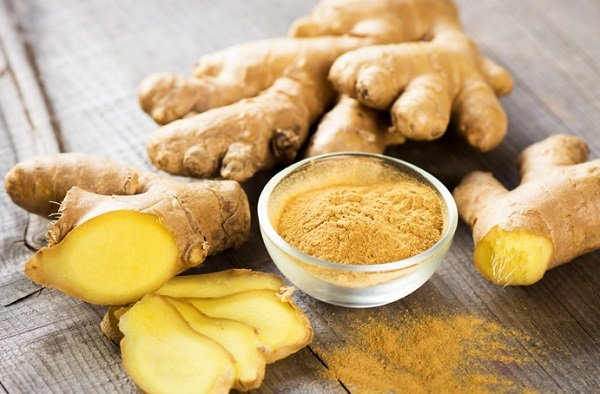 What are the health benefits of ginger for women?