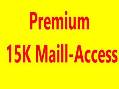 Premium 15K Maill-Access