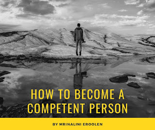 How To Become A Competent Person