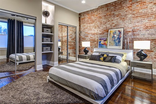 Trending: Faux Brick Walls