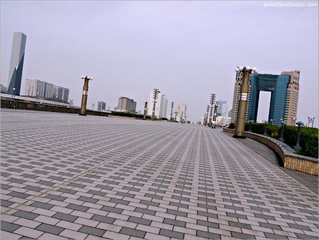 Odaiba, la Isla Artificial de Tokio