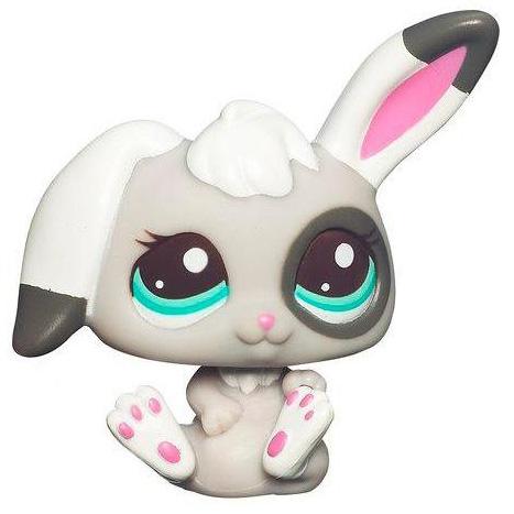 Littlest Pet Shop Mommy Amp Baby Rabbit 2668 Pet Lps Merch
