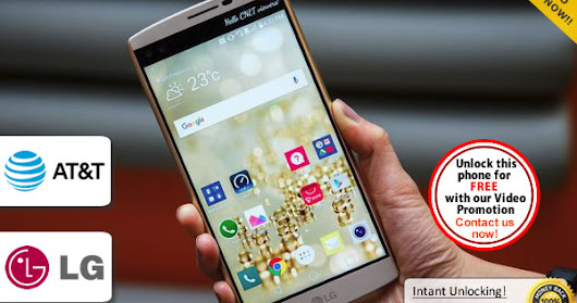 How to Instantly Unlock LG V10 Locked to AT&T