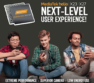 MediaTek announces two new mobile processors - Helio X23 and Helio X27