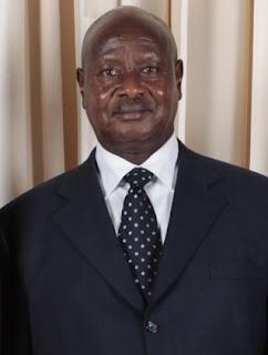 Yoweri Kaguta Museveni