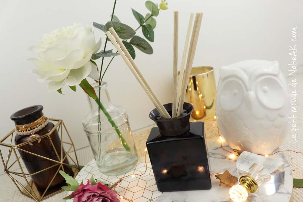 diffuseur de parfum bâtonnet Botanica avis