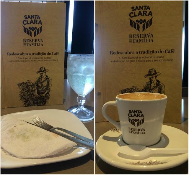 Onde comer e sair em Recife? Café Santa Clara