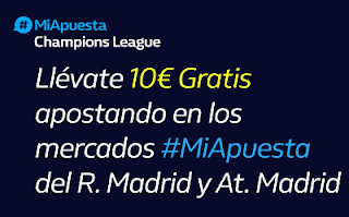 william hill promocion champions league 6 noviembre 2019