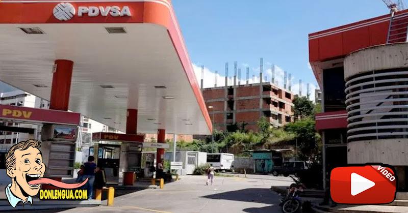 Maduro expropió 10 gasolineras privadas con más de 30 años de servicio