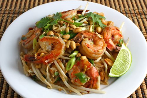 resep pad thai khas thailand resep kue masakan dan