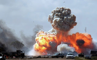Suicide Bombers Strike Maidugiri