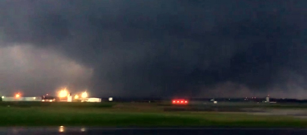 Deadly Tornado attacks El Reno, Oklahoma, for the second time in 6 years