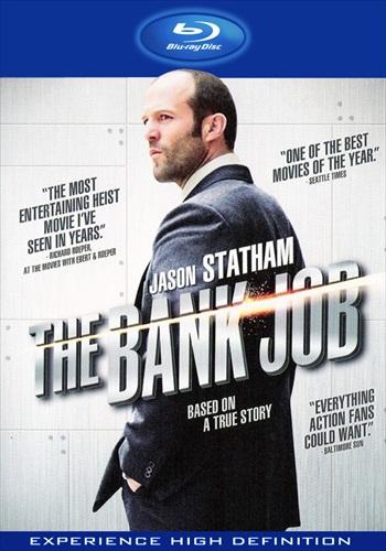 The Bank Job 2008 720p 750MB