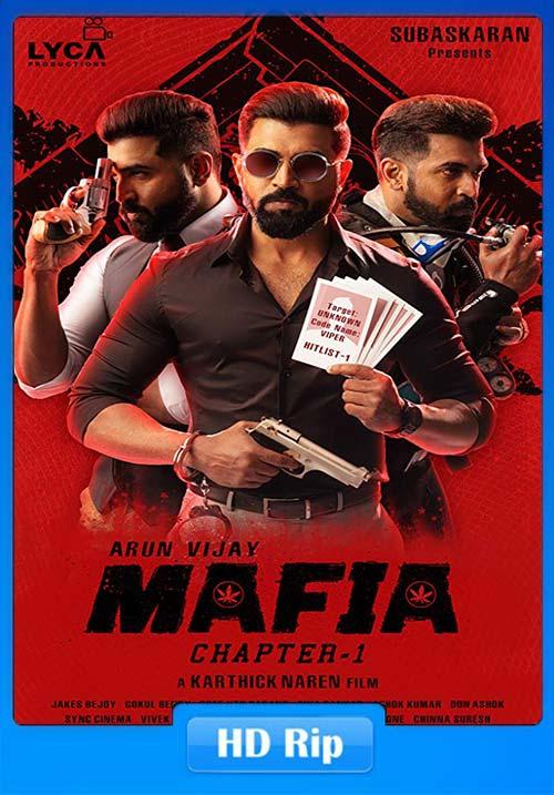 Mafia 2020 Tamil 720p HDRip ESub x264 | 480p 300MB | 100MB HEVC