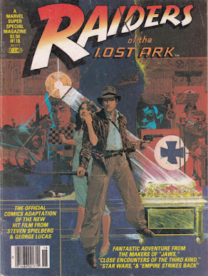 Marvel Super Special #18, Raiders of the Lost Ark