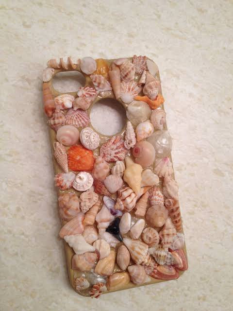 How to make Pebble cover for mobile phone? How make mobile cover at home with images