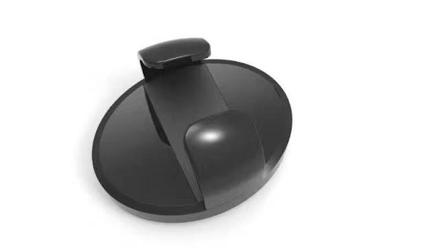 Bộ joystick lót tay chơi game màu đen