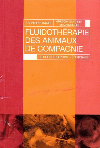 Fluidothérapie des animaux de compagnie 2003_WWW.VETBOOKSTORE.COM