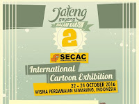 SECAC International Cartoon Exhibition 2016