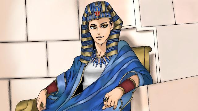 Pharaoh (free anime images)