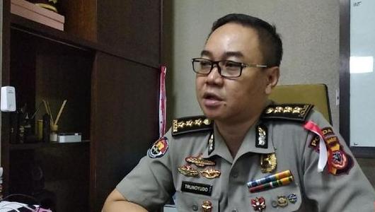 Kronologi Anggota Polisi Terbakar Saat Demo Mahasiswa Cianjur