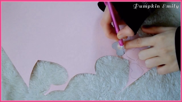 DIY Valentine's Day Frame Art