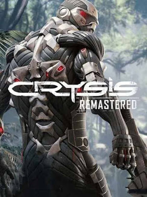 Capa do Crysis Remastered