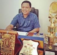 <b>Ketua DPRD Apresiasi Keberhasilan Kepemimpinan HM. Qurais dan Aji Man</b>