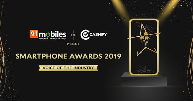 SMARTPHONE AWARDS 2019 : les nominés sont là !