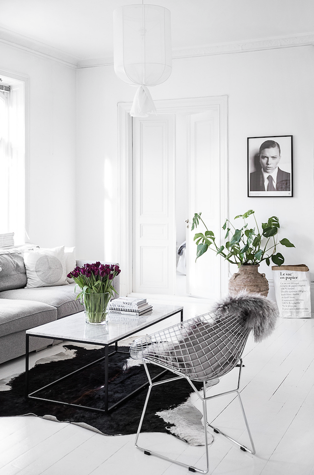the dreamy white swedish home of kristin sundberg my. Black Bedroom Furniture Sets. Home Design Ideas