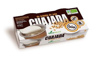 Bebida de soja de Soria Natural