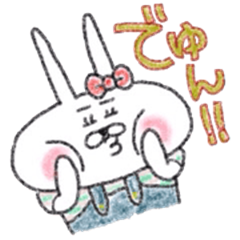 Usagijyoshi graffiti 4