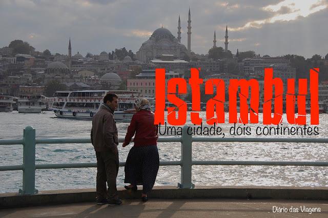O que visitar em Istambul, Turquia