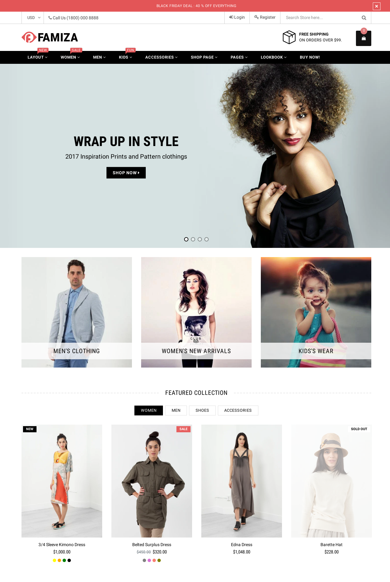 best free shopify themes